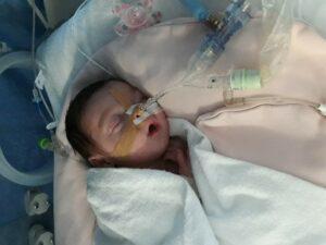blog moederschap prematuur vroeggeboorte sarah