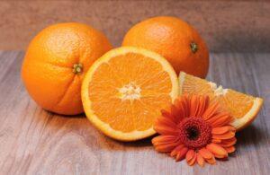 sinaasappel kiwi eten groenten fruit peuter baby momsarahwithlove