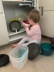 momsarahwithlove tupperware potjes bewaren voeding eten