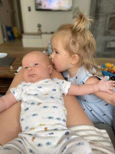 momsarahwithlove mama blog twee kinderen baby kinderopvang geld